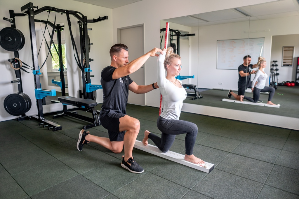 MARHO-FIT Physiotherapie in Magdeburg - Mathias Rhode - Funktionelles Training